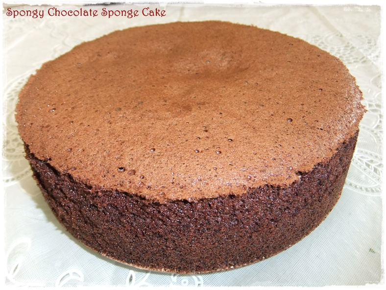 Chocolate Sponge Cake Recipe Joy Of Baking: Tested & Tasted: Aspiring Bakers #7 Chocolate Delight (May