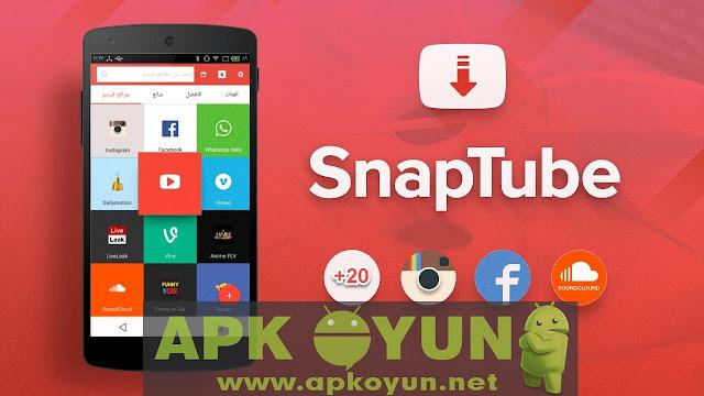 SnapTube-FULL-APK-VIP-Eylül-2017