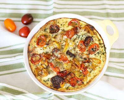 http://www.culinaryenvy.com/best-veggie-gratin/