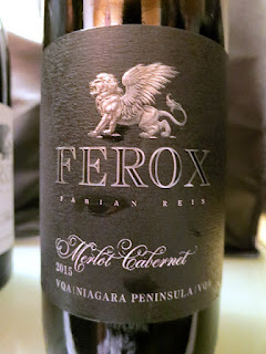 Forex Wines Merlot Cabernet 2015 (89 pts)