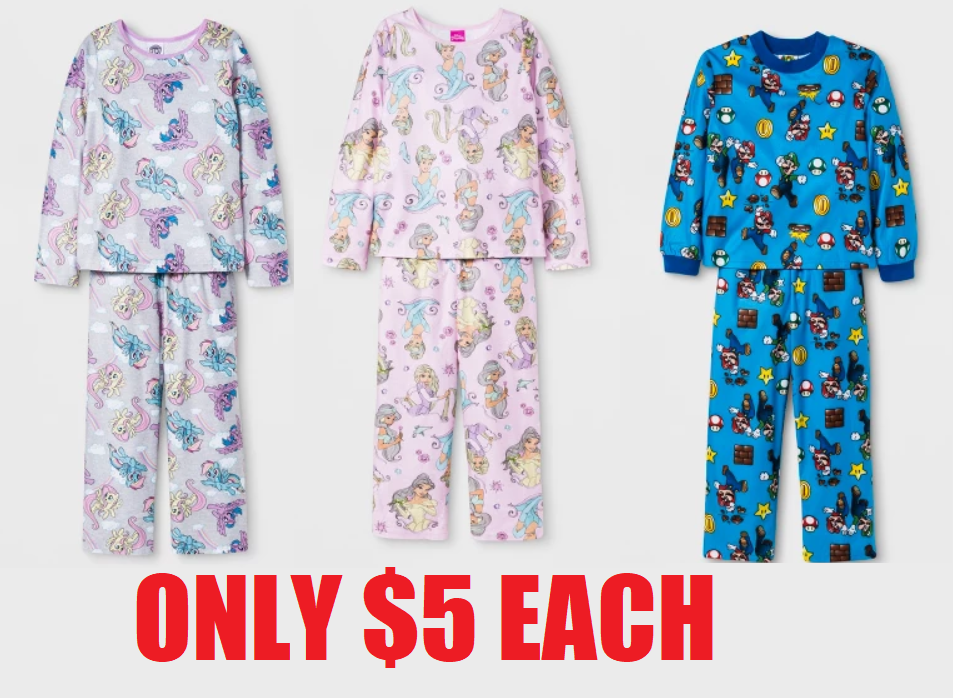 50790cfd 46783712_2329596037082657_8138105119087525888_n. Kids' Pajama Sets $5 +  Free Shipping: 2 Piece ...