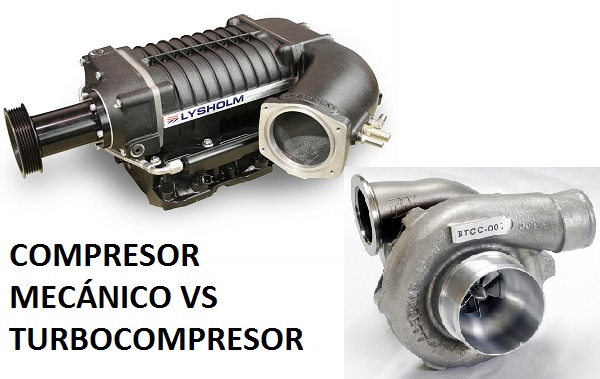 Compresor vs Turbo