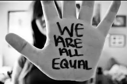 WE ARE EQUAL! This Picture Solves The Issue Of Racism (Checkout)