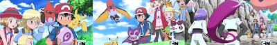 Pokémon - Capítulo 28 - Temporada 18 - Audio Latino