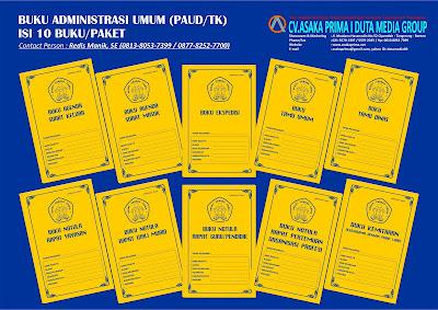 Buku Administrasi PAUD (TK KB TPA SPS), buku administrasi TK, KB, TPA buku administrasi paud, TK KB TPA SPS, buku administrasi sekolah paud, buku paud 2017, buku bop paud 2017,