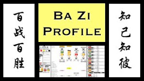 Ba Zi Profile - Chinese Birth Chart