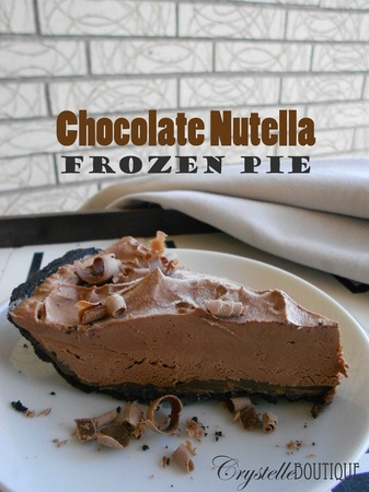 From My Front Porch To Yours Treasure Hunt Thursday- Crystelle Boutique Frozen Pie