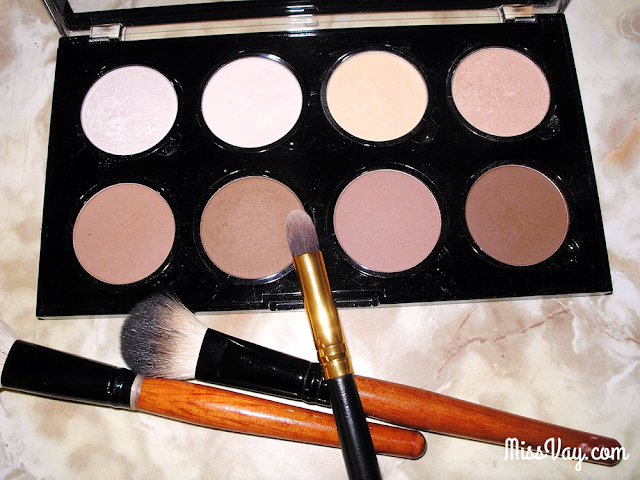 Palette contouring Nyx