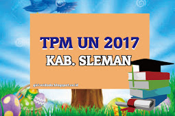 Download Soal TPM Kabupaten Sleman 14-15 November 2016
