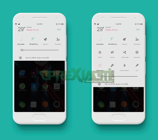 Download Tema Xiaomi Animo Ui Mtz Full Mod Tembus Whatsapp