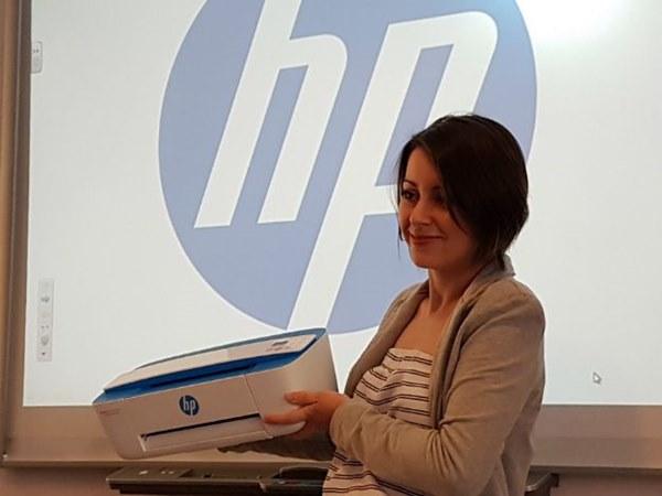 HP lança menor impressora multifuncional do mercado por R$600 no Brasil