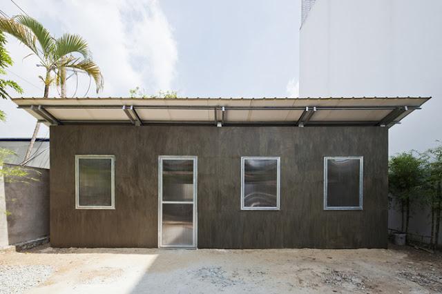 chi phí xây nhà tiết kiệm bằng tấm xi măng cemboard