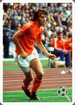 Rob Rensenbrink Netherlands 1974