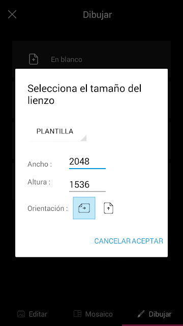PicsArt para Android efecto 8