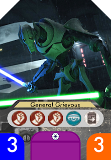 General Grievous: Fanmade Star wars Rebellion Expansion