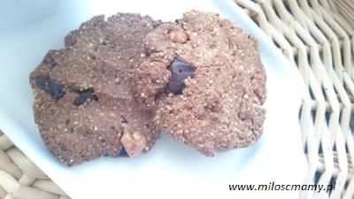 ciasteczka bez glutenu