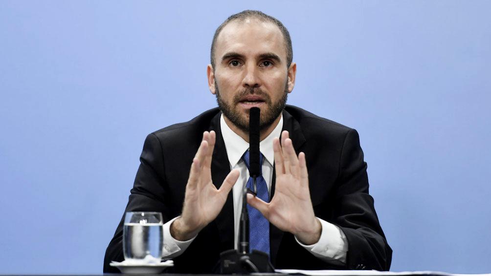 Guzmán, sobre la renegociación de la deuda: El éxito no es un acuerdo que hipoteque el futuro