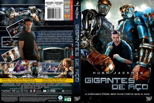 Gigantes De Aço Torrent - BluRay Rip Dual Áudio