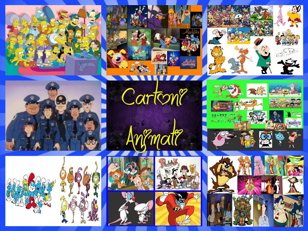Il disagio dei cartoni animati anni 60 70 80 90 2000 trash e cult