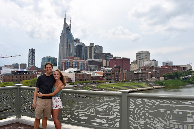 Nashville Skyline - Taylor A Mead