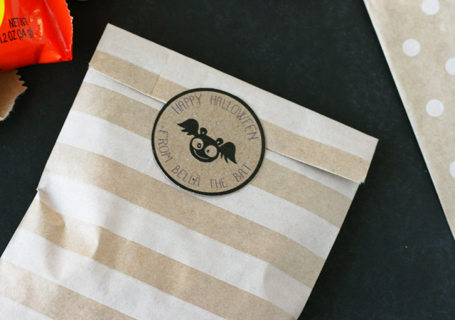 I used one of the new specialty media kits from silhouette this kraft paper is made to run through your regular printer and then cut on your machine