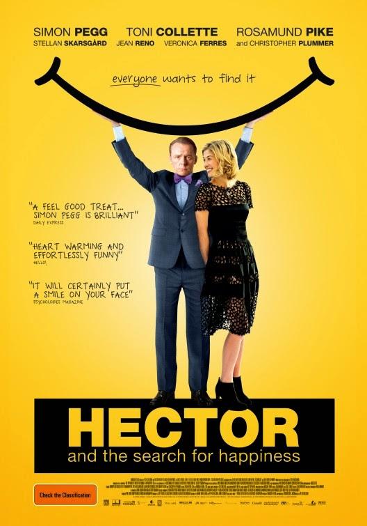Hector and the Search for Happiness เฮคเตอร์ แย้มไว้ให้โลกยิ้ม [HD][พากย์ไทย]