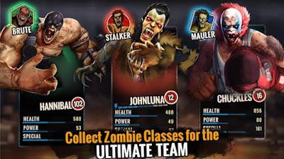 Zombie Fighting Champions Apk Screenshot 1