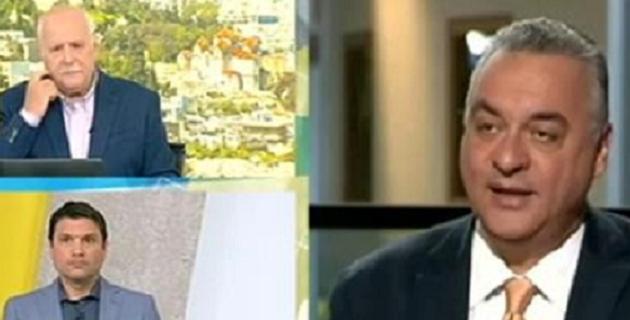 Γιατί έβαλε τα κλάματα ο Κεφαλογιάννης στην εκπομπή του Παπαδάκη (βίντεο)