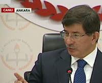 Başbakan Ahmet Davutoğlu 17 Eylül 2014 Milli Eğitim Bakanlığında Brifing Verdi
