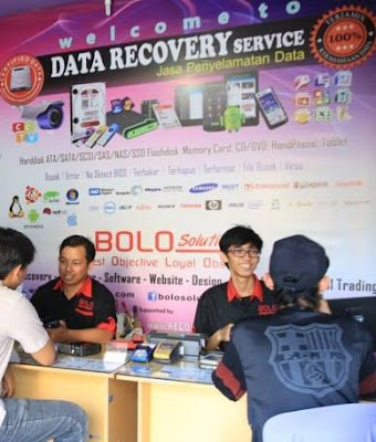 SPESIALIS JASA DATA RECOVERY HDD, FD, MMC, HP