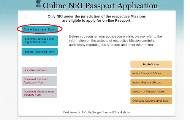 Step By Step Guide To Renew Indian Passport In Uk Dont Forget To