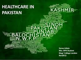 Relevance of Public Health for the Sector of Pakistan