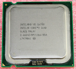 Processor Intel Core 2 Quad