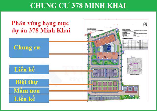 Chung cư 378 Minh Khai