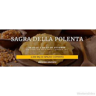 Sagra della polenta Vizzolo Predabissi (MI)