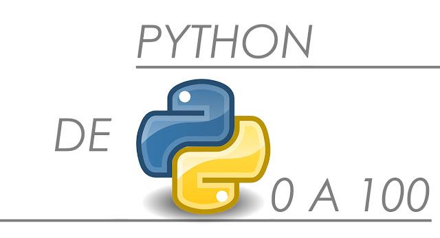 Curso Python De 0 a 100