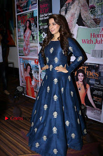 Bollywood Actress Juhi Chawla Launchs Better Homes 10th Anniversary Celetion Cover  0015.JPG