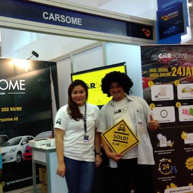 Carsome, Platform Jual Mobil Bekas dalam 24 Jam