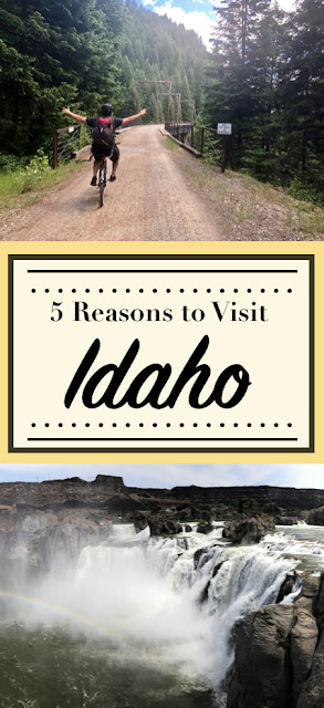 5 Reasons to Visit Idaho