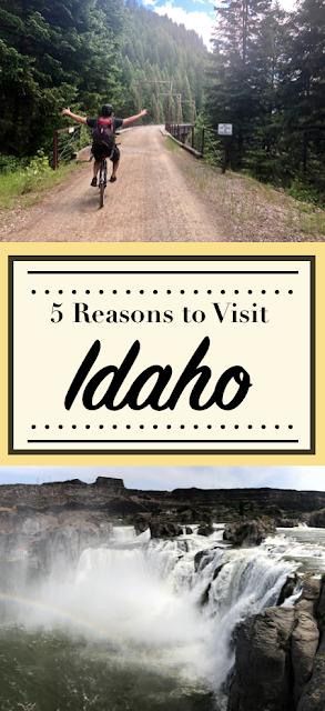 5 Reasons to Visit Idaho