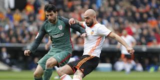 Athletic Bilbao vs Valencia Live Streaming online Today 28.02.2018 Spain La Liga