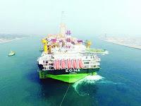 MORE OIL, REVENUE FOR NIGERIA AS EGINA NEARS PRODUCTION