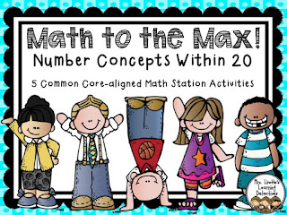https://www.teacherspayteachers.com/Product/MATH-to-the-MAX-Number-Concepts-Within-20-2699842