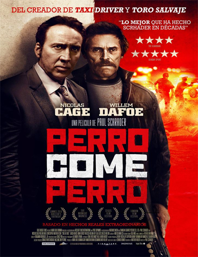 Ver Perro come perro (Dog Eat Dog) (2016) Online