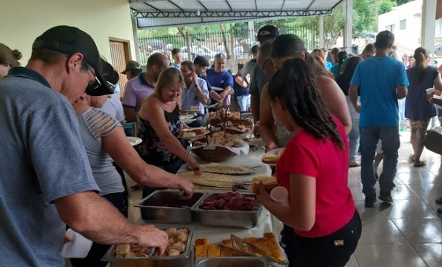 Prefeitura de Mato Rico inaugura Cozinha Comunitária Popular