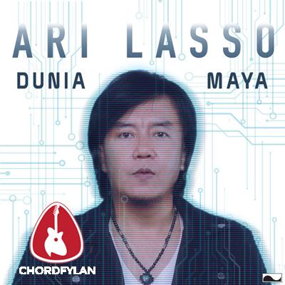 Lirik dan chord Dunia Maya - Ari Lasso