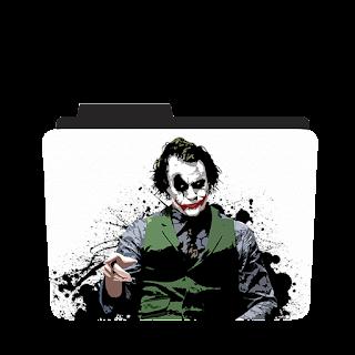 Joker Folder Icon