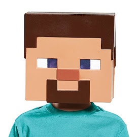 Minecraft Disguise Steve Mask Gadget