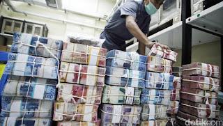 BI: Uang Beredar Capai Rp 5.126 Triliun di Mei 2017