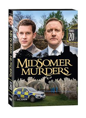Midsomer Murders Series 20 Dvd